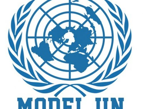 MCS's Model UN Team Performs Outstandingly